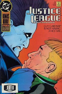 Justice League / Justice League International / Justice League America (1987-1996) (Comic-Book) #18