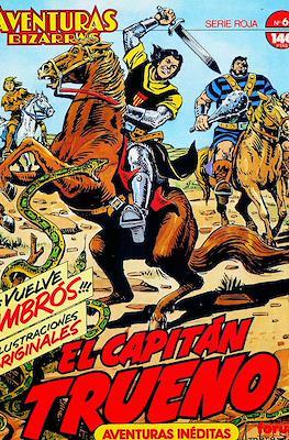 Aventuras Bizarras. El Capitán Trueno. Serie Roja (Grapa, 28 páginas) #6