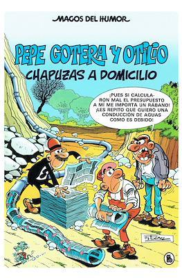 Magos del Humor #19