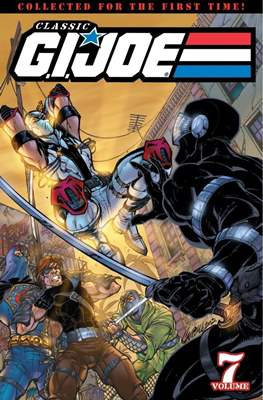 Classic G.I.Joe (Comic book) #7