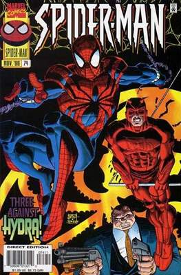 Spider-Man (Vol. 1 1990-2000) (Comic Book) #74