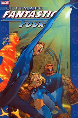Ultimate Fantastic Four (Hardcover) #4