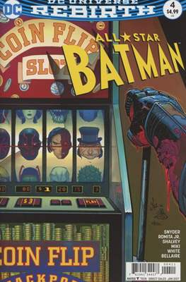 All Star Batman vol. 1 (2016-2017) (Comic-book) #4