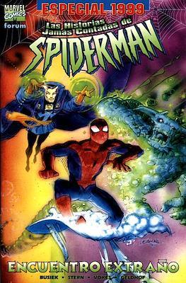 Las Historias Jamás Contadas de Spider-Man. Especiales (1998-1999) (Grapa. 40/48 pp) #3