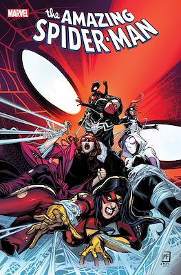 The Amazing Spider-Man Vol. 5 (2018 - ) (Comic Book) #53.LR