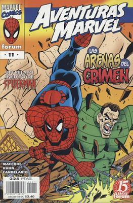 Aventuras Marvel (Grapa 24 pp) #11