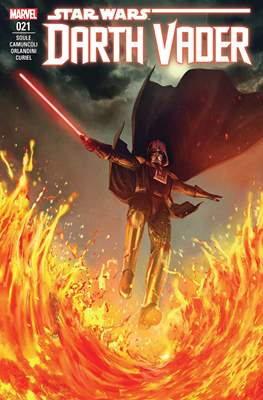 Star Wars: Darth Vader (2017) (Comic Book) #21