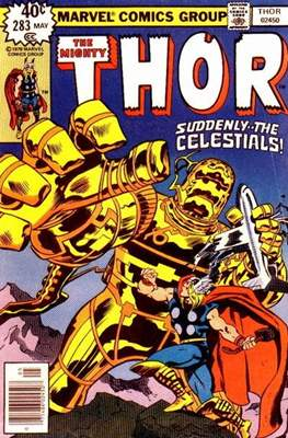 Journey into Mystery / Thor Vol 1 (Comic Book) #283