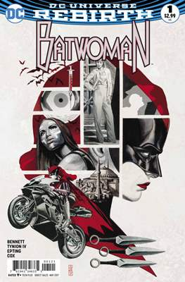 Batwoman Vol. 2 (2017- Variant Covers) #1.1