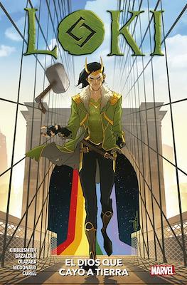 Loki: El dios que cayó a tierra (Rústica 120 pp) #