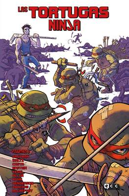 Las Tortugas Ninja (Rústica 208 pp) #3