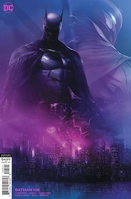 Batman Vol. 3 (2016- Variant Cover) #105