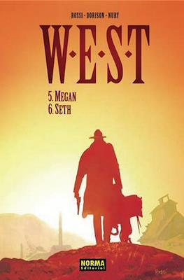 W.E.S.T. (Cartoné 56-128 pp) #5