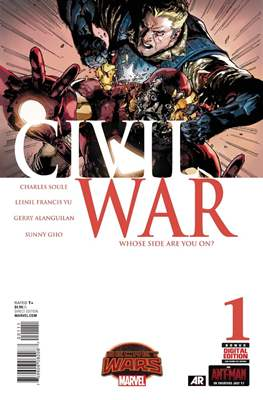 Civil War - Secret Wars (2015)