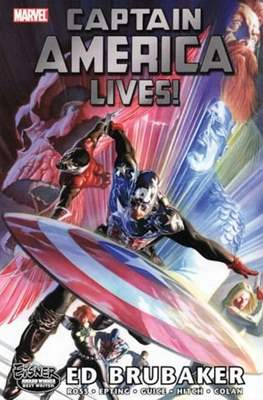 Captain America by Ed Brubaker (Hardcover 720 pp) #3