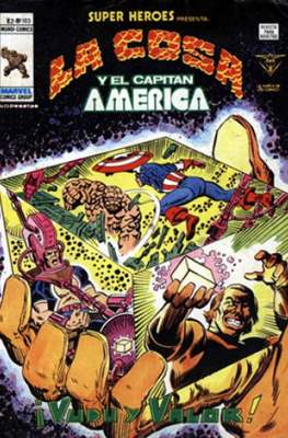 Super Héroes Vol. 2 (Grapa 48 pp. 1974-1980) #103