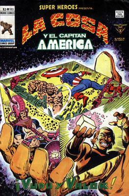 Super heroes V.2 (Grapa, 48 páginas (1974-1980)) #103