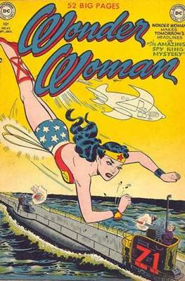 Wonder Woman Vol.1 (1942-1986; 2020-) (Comic Book) #43