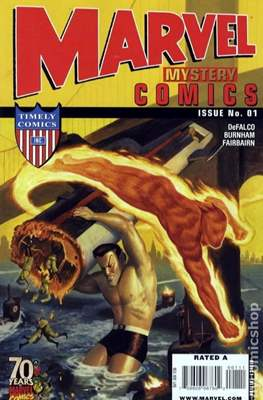 70th Anniversary Special. Timely Comics #5