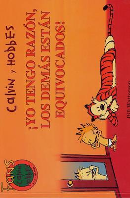 Calvin y Hobbes. Fans (Rústica 48-64 pp) #2