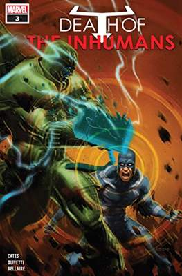 Death of the Inhumans (Comic Book) #3
