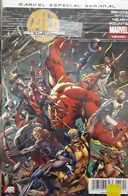 Age of Ultron - Marvel Especial Semanal #5