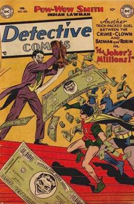Detective Comics Vol. 1 (1937-2011; 2016-) (Comic Book) #180