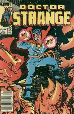 Doctor Strange Vol. 2 (1974-1987) (Comic Book) #64