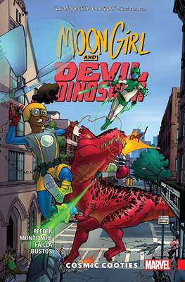 Moon Girl and Devil Dinosaur (Softcover) #2
