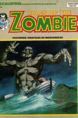 Escalofrío: Historias gráficas de medianoche (Grapa 52-68 pp. 1973-1979) #8