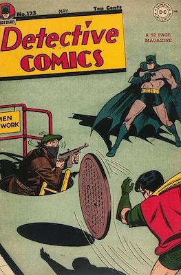 Detective Comics Vol. 1 (1937-2011; 2016-) (Comic Book) #123