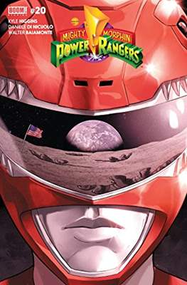 Mighty Morphin Power Rangers (Comic Book) #20