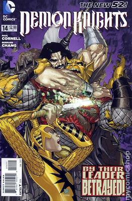 Demon Knights (2011-2013) (Comic-Book) #14