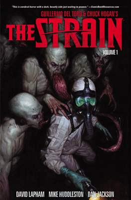 The Strain (Softcover) #1
