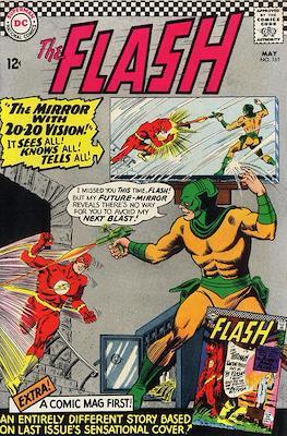 Flash Vol. 1 (1959-1985) (Comic Book 32 pp) #161