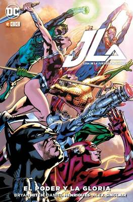 JLA. Liga de la Justicia de América: El poder y la gloria