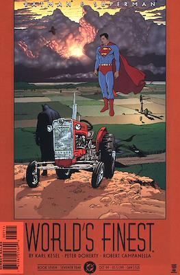 Batman & Superman: World's Finest (Softcover) #7