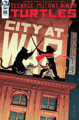 Teenage Mutant Ninja Turtles (2011-...) (Comic-book) #96