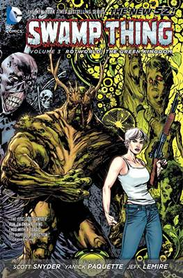 Swamp Thing vol. 5 (2011-2015) (Paperback) #3
