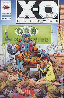 X-O Manowar (1992-1996) (Comic Book) #2