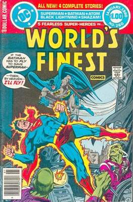 World's Finest Comics (1941-1986) #260