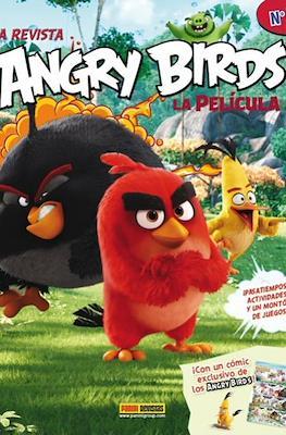 La revista Angry Birds La película