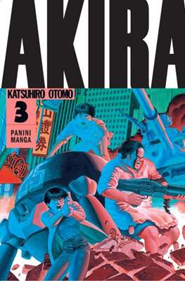 Akira (Rústica con sobrecubierta) #3