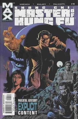 Shang-Chi: Master of Kung Fu (2002-2003) (Grapa) #4