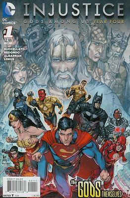 Injustice: Gods Among Us: Year Four