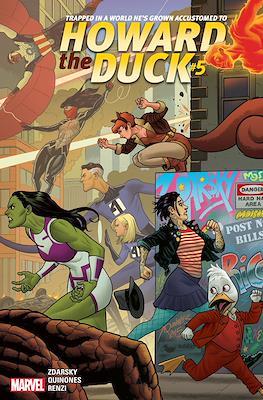 Howard the Duck Vol. 5 (2015) (Comic-book) #5