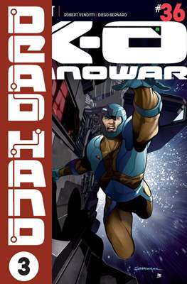 X-O Manowar (2012) (Comic-Book) #36