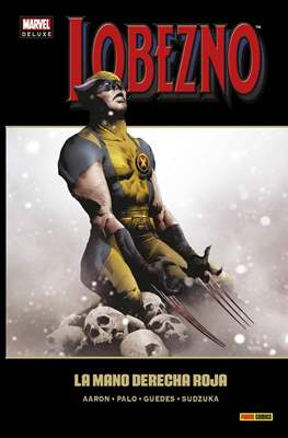 Lobezno. Marvel Deluxe (Cartoné) #7
