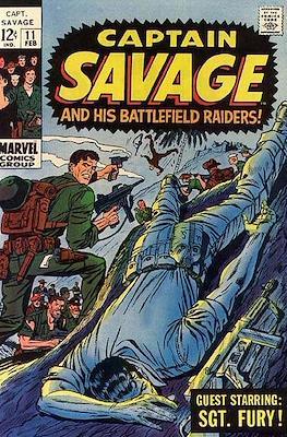 Capt. Savage and his Leatherneck Raiders #11