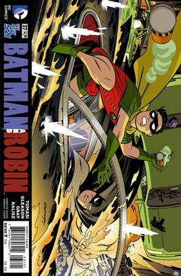 Batman and Robin Vol. 2 (2011-2015) #37.1